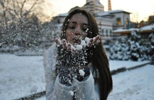 snowkiss